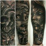 Ivano Foddai_TattooArtist