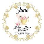 Jane bolos e doces