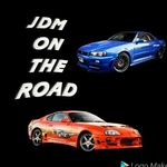 JDM on the road