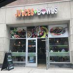 Juices + Acai Bowls