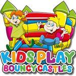 Kids Play Bouncy Castles