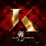 KLAR EVENT'S AND DETAILS