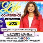 Life! With Pastor Joy