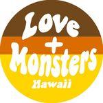 LOVE ➕ MONSTERS HAWAII