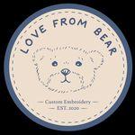 Love from Bear