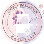 Luxury Sweet Carts & Balloons