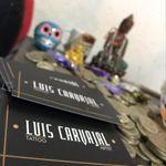 Luis Carvajal tatuador