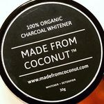 Coconut Charcoal Whitening 🌴
