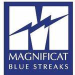 Magnificat Blue Streaks