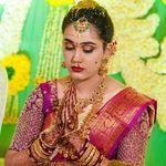 Bridal Makeup Artist Poornima
