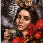 MARIA KOROLEVA ⭐ TATTOO ARTIST