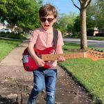 Miles Bonham - 5 years old