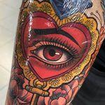 Angelica Talavera Tattoo