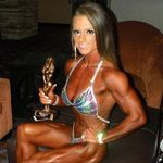 Ashley Sneathen IFBB Pro