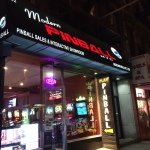 Modern Pinball NYC Arcade