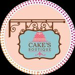 Cake's Boutique- by Monna Reis