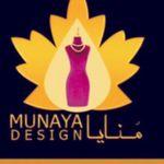 Munaya Design مُنايـا ديـزاين.