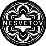 Nesvetov Ornamental Tattooing