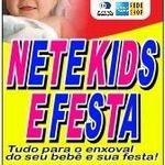 NETE KIDS E FESTAS