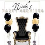 Nicole's Party Services