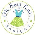 Oh Sew Kat Sewing Patterns