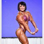 Oksana  Piari  IFBB Pro