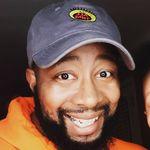 Comedian Omar