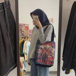 Inspiration Hijab Stylish