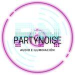 PartyNoise Audio e Iluminación