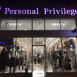 Personal Privilege