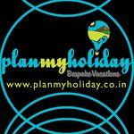 Plan My Holiday