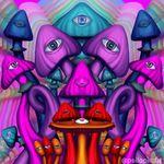 Psilocin Art