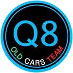 Q8 Old Cars team