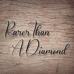 Rarer Than A Diamond💫