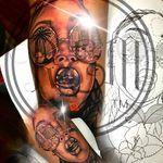 Marcus Tate - Tattoo Artist