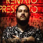 Renato Pressutto Tatuagem