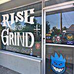 Rise & Grind Skateboard Shop