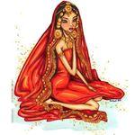 Rouge Makeup | By Kiran Mann