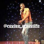 Comedian Roy Lee #enjoy life