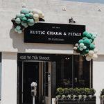 Rustic Charm & Petals