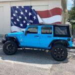 Salty Dog Jeep - Lyle Tripp