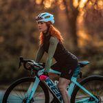 The Queen - Trek Cyclist