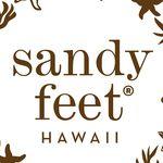 Sandy Feet Hawaii®