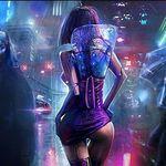 Scifi & Cyberpunk Art