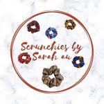 Scrunchies by sarah au
