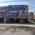 Senna Car - Couro