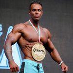 Men's Physique IFBB PRO 🇮🇷🇨🇦