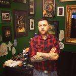 Shane Mangan-tattoos