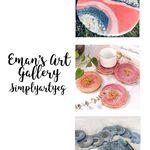 Eman's resin Art Gallery