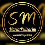 Estilista Maria Pellegrini.